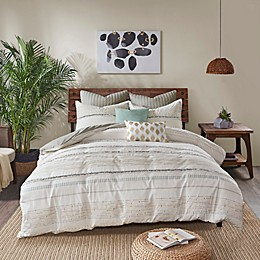 INK+IVY Nea 3-Piece Duvet Cover Set