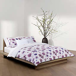 Calvin Klein Watercolor Bloom 3-Piece Duvet Cover Set