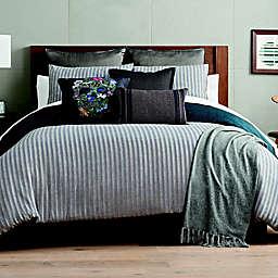 Robert Graham® Hudson 3-Piece Reversible Duvet Cover Set