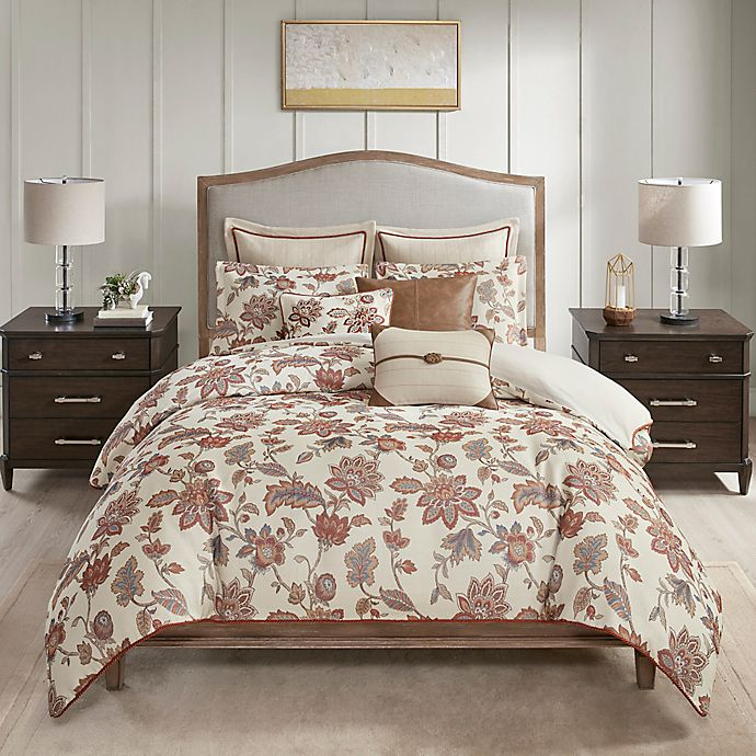 Alternate image 1 for Madison Park Wentworth 8-Piece Comforter Set