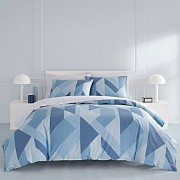 Now House by Jonathan Adler® Marco Duvet Cover Set in Blue