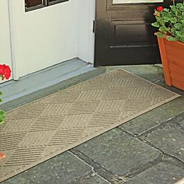 Weather Guard™  Diamonds 22-Inch x 60-Inch Door Mat