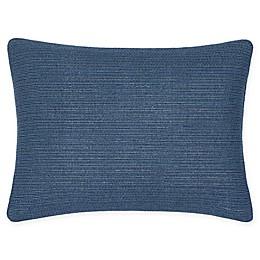 Calvin Klein Multicolor Textured Stripe Oblong Throw Pillow