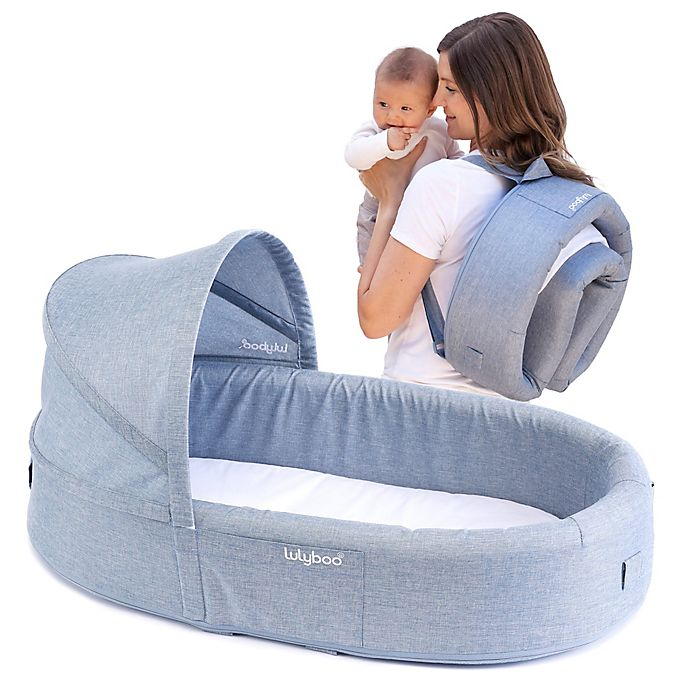 Alternate image 1 for LulyBoo® Bassinet To-Go Travel Bed