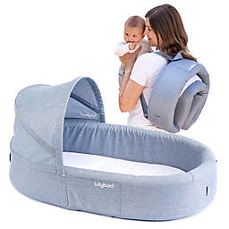 LulyBoo® Bassinet To-Go Travel Bed