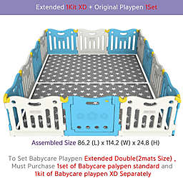 Babycare Playpen 25-Inch Gate Extension Kit