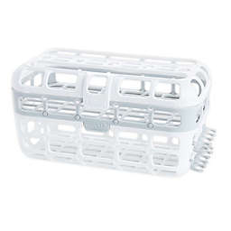Munchkin®  High Capacity Dishwasher Basket in Grey/White