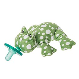 Mary Meyer® WubbaNub™ Frog Infant Pacifier in Green