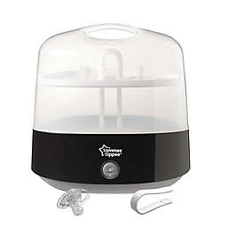 Tommee Tippee® Electric Steam Bottle Sterilizer in Black