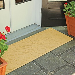 Weather Guard™  Brittney Leaf 22-Inch x 60-Inch Door Mat