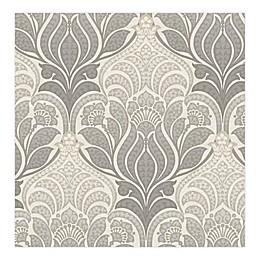 NuWallpaper® Charsima Peel & Stick Wallpaper in Grey