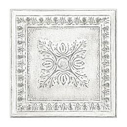NuWallpaper® Reclaimed Tin Peel & Stick Wallpaper in Grey