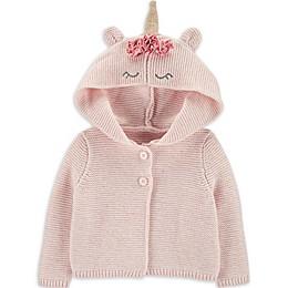 OshKosh B'gosh® Unicorn Hoodie in Pink