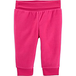 carter's® Fleece Pant in Pink