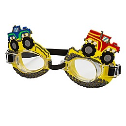 Mud Monster Trucks Swim Goggle