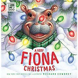 """A Very Fiona Christmas Book"" by Richard Cowdrey"