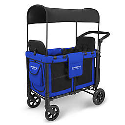 WonderFold Wagon W2 Double Folding Stroller Wagon