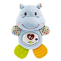 VTech® Lil Critters Huggable Hippo Teether