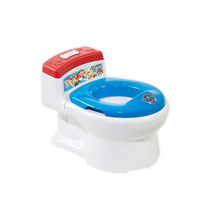 Alternate image 1 for The First Years™ PAW Patrol™ Potty Chair