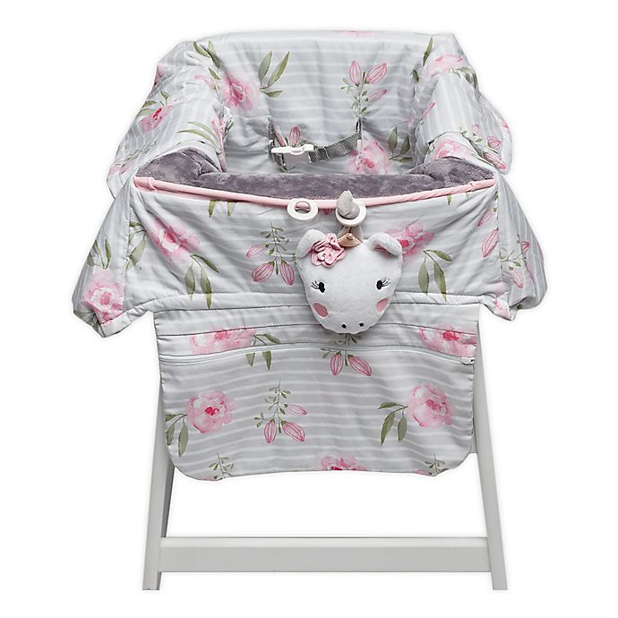 Alternate image 1 for Boppy® Shopping Cart Cover in Pink