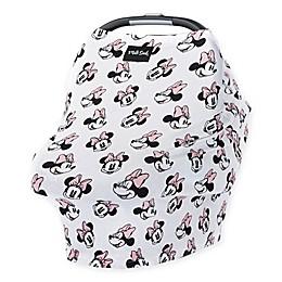 Milk Snob® Multi-Use Minnie Mouse Car Seat Cover in Black/White