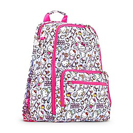 Ju-Ju-Be® Be Zealous Hello Kitty Bakery Diaper Backpack in Pink