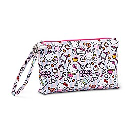 Ju-Ju-Be® Be Quick Hello Kitty Bakery Diaper Clutch in Pink