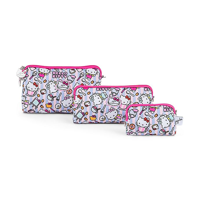 Alternate image 1 for Ju-Ju-Be® 3-Piece Be Set Hello Kitty Bakery Bag Set in Pink