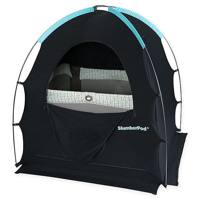 Alternate image 1 for SlumberPod® Privacy Pod in Black