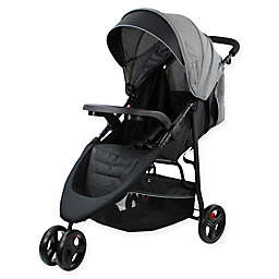 Evezo Celerio Lightweight Stroller in Grey