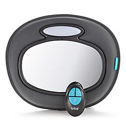 Brica® Night Light™ Baby-In-Sight® Musical Mirror in Black