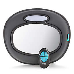 Brica® Night Light™ Baby-In-Sight® Musical Mirror in Black