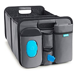 Brica® Out-N-About™ Trunk Organizer & Changing Station in Black