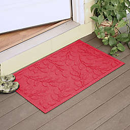 Weather Guard™  Brittney Leaf 23-Inch x 35-Inch Door Mat