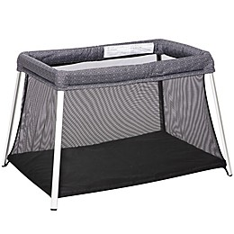 COSCO Easy Go Travel Playard in Black