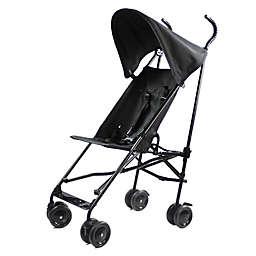 Evezo Kalena Lightweight City Stroller in Black