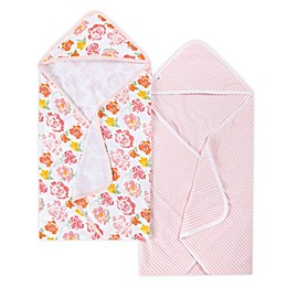 Burt's Bees Baby® 2-Pack Organic Cotton Hooded Towels