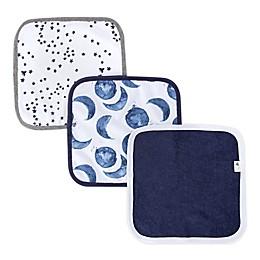 Burt's Bees Baby® 3-Pack Organic Cotton Washcloths