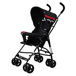 Evezo Sander Lightweight Stroller in Red