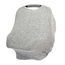 aden + anais® Snuggle Knit Solid 6-in-1 Multi-Use Cover in Grey