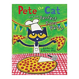 "HarperCollins ""Pete The Cat and the Perfect Pizza Party"" by Kimberly and James Dean"