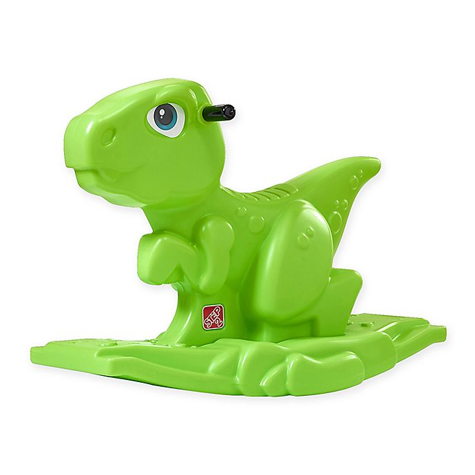 Alternate image 1 for Step2® Dino Rocker in Green