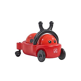 Step2® Bouncy Buggy Ladybug™ Ride-On in Red/Black