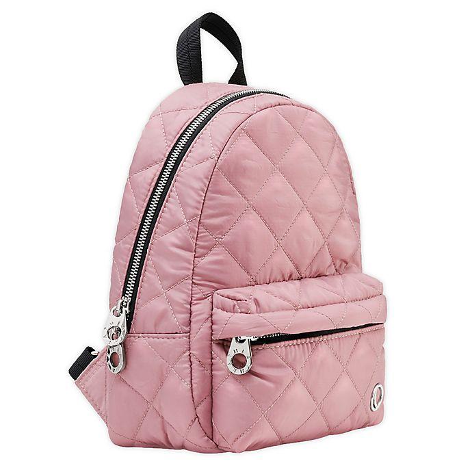 Alternate image 1 for Thea Thea Soleil Mini Diaper Backpack in Sakura Pink