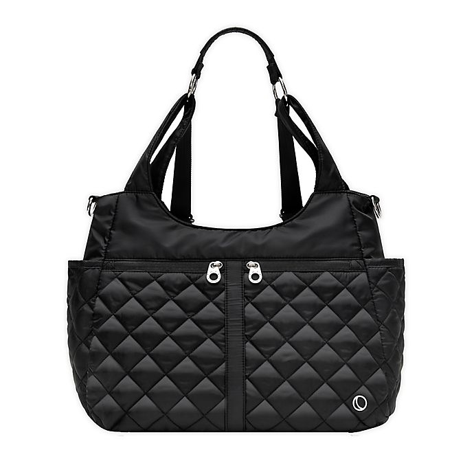 Alternate image 1 for Thea Thea Luna Quilted Diaper Tote