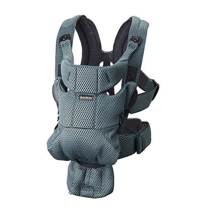 Alternate image 1 for BABYBJÖRN® Baby Carrier Free
