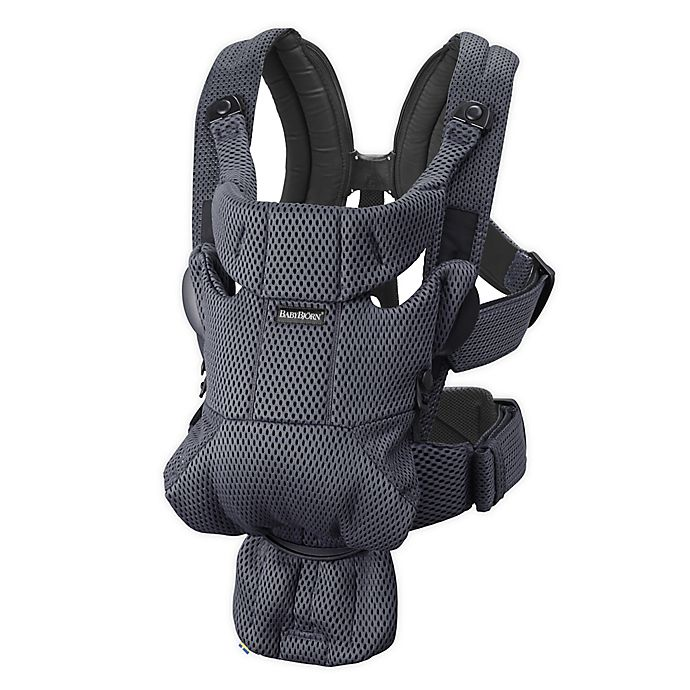 Alternate image 1 for BABYBJÖRN® 3D Mesh Baby Carrier Free