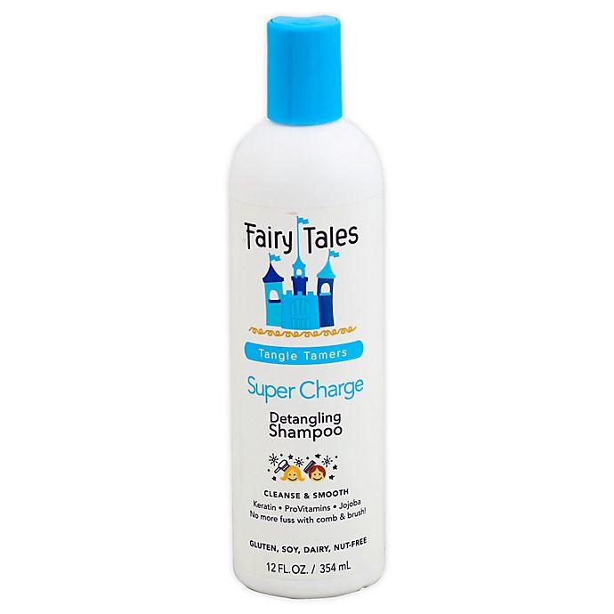Alternate image 1 for Fairy Tales 12 fl. oz. Tangle Tamer® Super Charge™ Detangling Shampoo