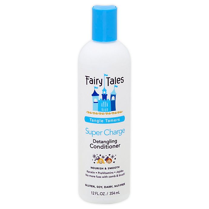 Alternate image 1 for Fairy Tales 12 fl. oz. Tangle Tamer® Super Charge™ Detangling Conditioner