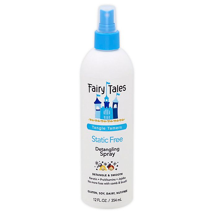 Alternate image 1 for Fairy Tales 12 fl. oz. Tangle Tamer® Super Charge™ Detangling Spray